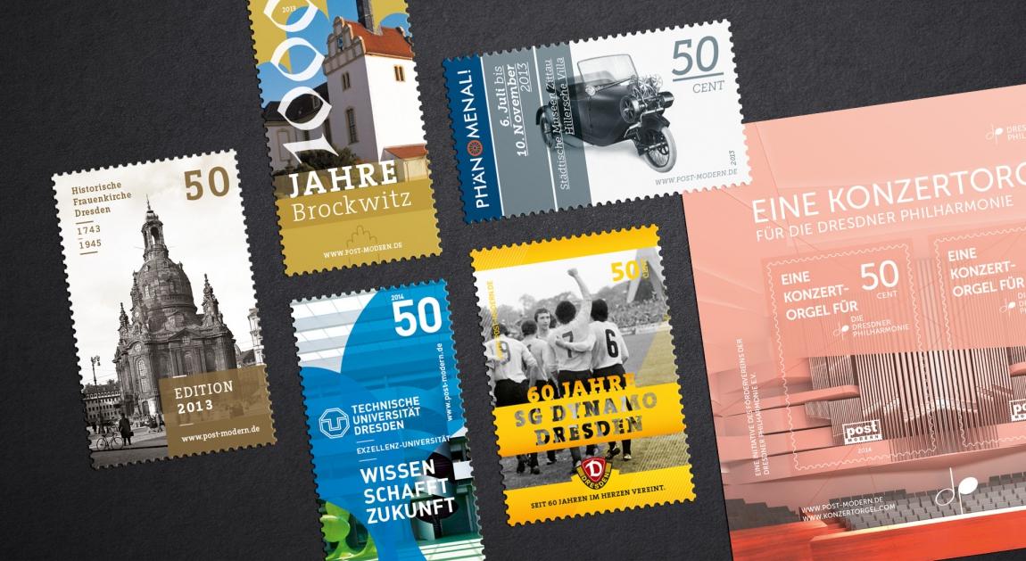 postmodern-briefmarken-sondermarken-philatelie-ersttagskarte-konzertorgel-veredlung-prägung-stanzung-grafikdesign-berlin